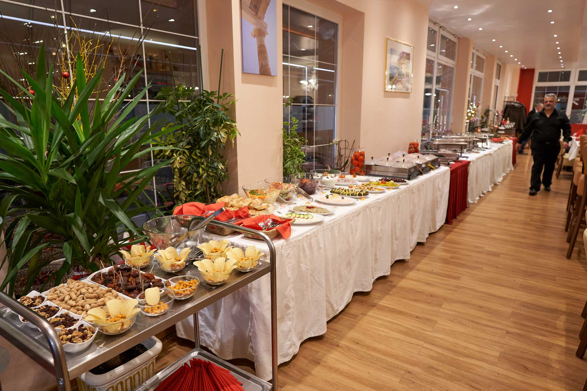Restaurant Cafe Bar Elena Oberasbach